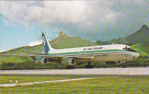 Air New Zealand Five Star DC-8