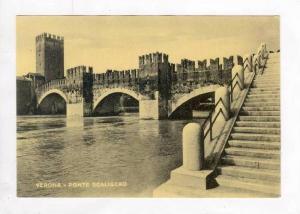 Ponte Scaligero, Verona (Veneto), Italy, 1900-1910s