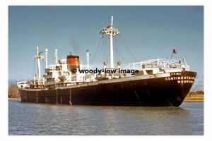 mc4526 - Liberian Cargo Ship - Continental Pioneer , built 1957 - photo 6x4