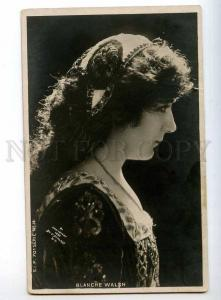 243920 Blanche WALSH American stage actress THEATRE old PHOTO