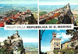 San Marino Saluti dalla Repubblica different aspects