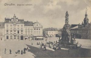 Czech Republic Chrudim Riegrovo Námésti 02.38