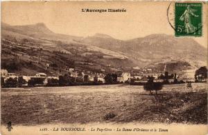 CPA La BOURBOULE Le Puy-Gros La Banne d'Ordance et le Tenon (720850)