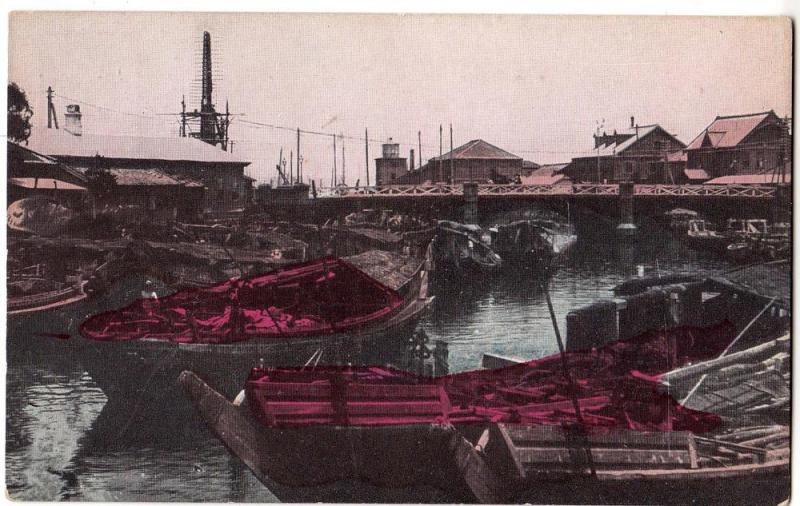 Bridges of Yokohama