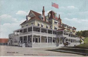 Riverside Inn - Saranac Lake Adirondacks NY, New York DB