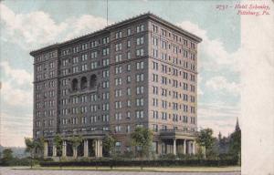 Hotel Schenley, PITTSBURGH, Pennsylvania, 00-10s