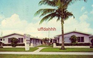 ORCHID MOTEL HALLANDALE, FL Frank and Elsie Graf 1966