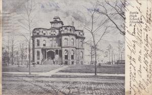 Battin High School, Elizabeth, New Jersey, PU-1907