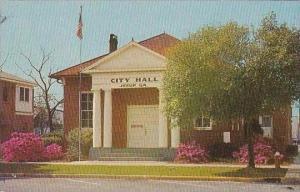 Georgia Jesup City Hall