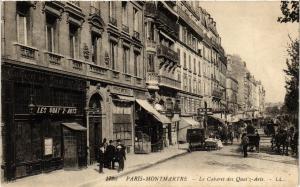 CPA PARIS (18e) Montmartre. Le Cabaret des Quat'z-Arts (538173)