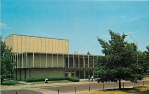Columbia MO~Fine Arts Bldg University Of Missouri~Nice Shade Tree 1950s