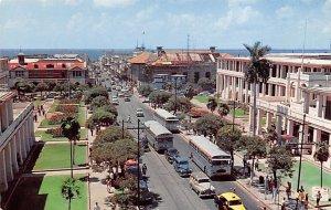 King Street Looking Towards Harbor Jamaica Unused