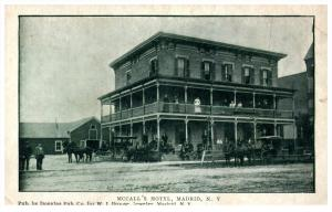 1576  NY Madrid  McCall's Hotel