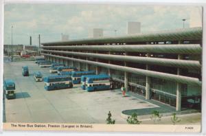 New Bus Station, Preston