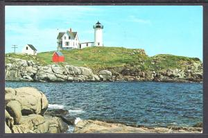 Nubble Lighthouse,York Beach Maine