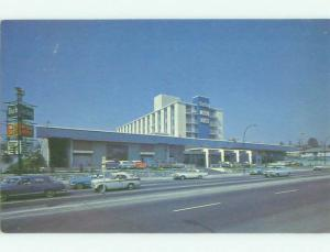 Unused Pre-1980 BLUE BOY MOTEL Vancouver BC hr5253