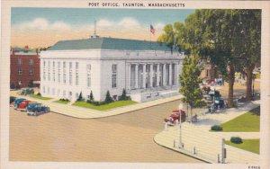 Massachusetts Taunton Post Office