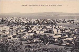 Vue Generale De Bone Et De La Colonne Randon, Bone (Algeria), Africa, 1900-1910s