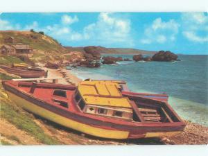 Pre-1980 NICE VIEW St. Joseph Barbados i4260