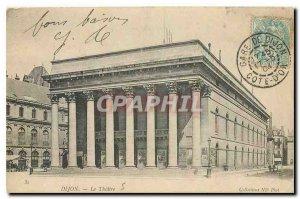 CARTE Postale Old Dijon Theater