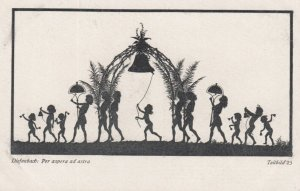 DIEFENBACH : Fantasy Silhouette , 00-10s ; Teilbild 25