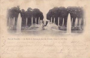 Le Bassin De Neptune Le Jour Des Grandes Eaux, Parc De Versailles, France, PU...
