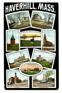 MA - Haverhill. Multi-View  (10 subjects!)