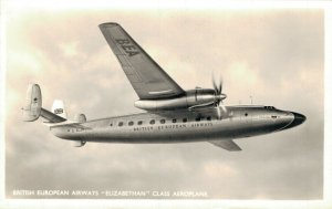 Aviation British European Airways Elizabethan Class Aeroplane 03.32