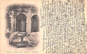 Arabes a leurs Ablutions Algeria 1899