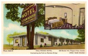 Canada  Niagara Falls  Hollywood Motel