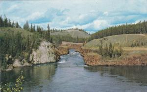 Miles Canyon , YUKON , Canada , 50-60s