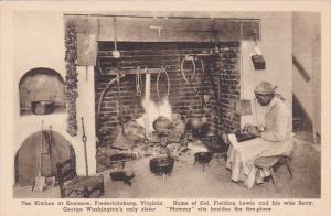 The Kitchen At Kenmore Fredericksburg Virginia
