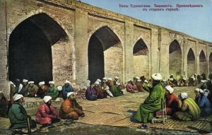 uzbekistan russia, TASHKENT, Turkestan, Muslim Preacher in Old City, Islam 1910s
