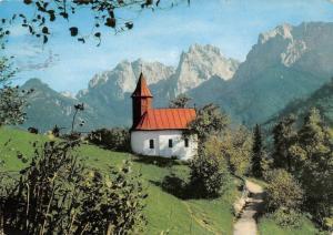 Antoniuskapelle im Kaisertal Chapel Mountain