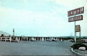 New Mexico Williamsburg Rio Grande Motel