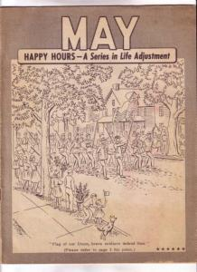 Happy Hours - A  Children Series in Life Adjustment, May 1951, Pub Elizabethtown