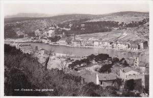 RP: CASSIS , France , 20-30s ; Vue Generale