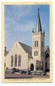 Central Methodist Church, Spartanburg, South Carolina,40s