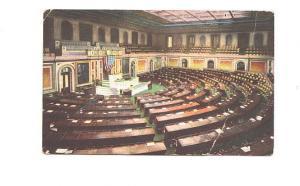 Hall Representatives, US Flag Washington, DC,