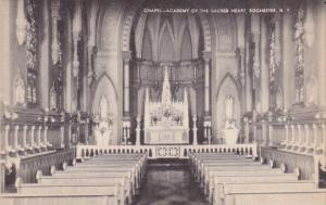 New York Rochester Chapel Academy Of The Sacred Heart Artvue