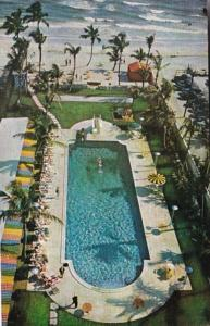 Florida Miami Beach The Sands Hotel Swimming Pool