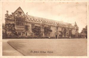 BR10942 St Joan s College Oxford   uk
