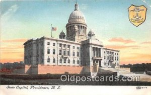 State Capitol Providence, RI, USA Unused