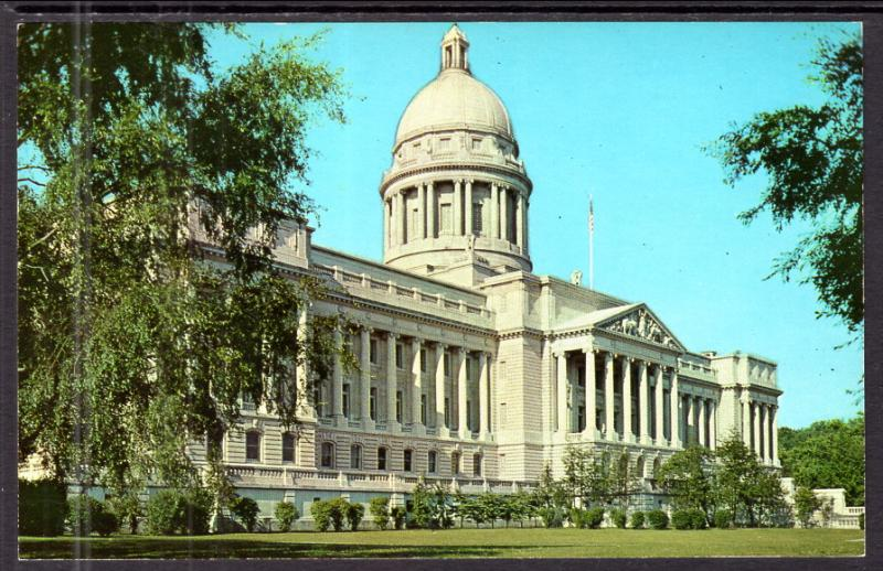 State Capitol,Frankfort,KY