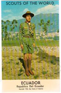 Scouts of the World, Ecuador