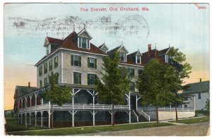 Old Orchard, Me, The Everett