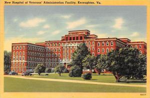 Virginia  Kecoughtan  Hospital of Veterans