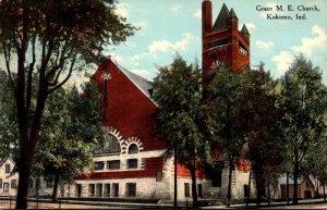 Indiana Kokomo Grace Methodist Epsicopal Church
