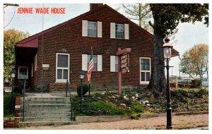 Pennsylvania  Gettysburg Jennie Wade House
