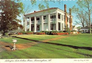 Birmingham, Alabama - Arlington Ante-bellum Home